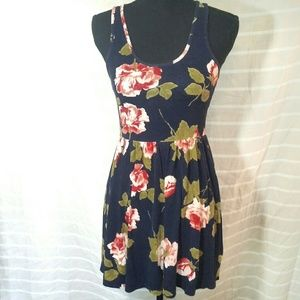 Anthropologie KIMCHI BLUE tank top dress size S